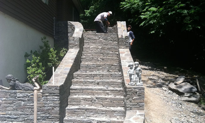 Masonry Repair & Restoration